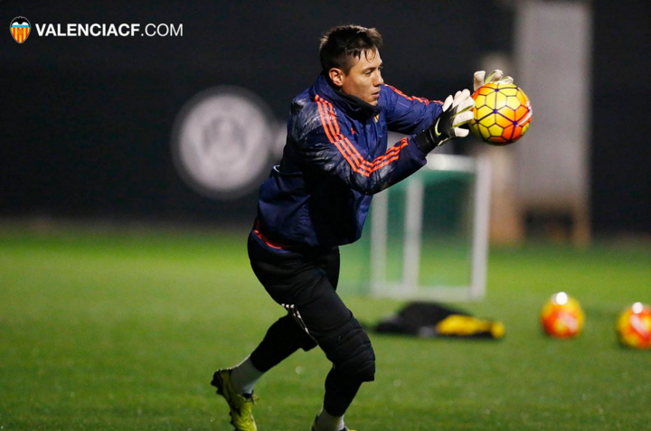 Diego Alves de regresso!