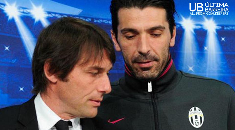 Itália em protesto por Buffon!