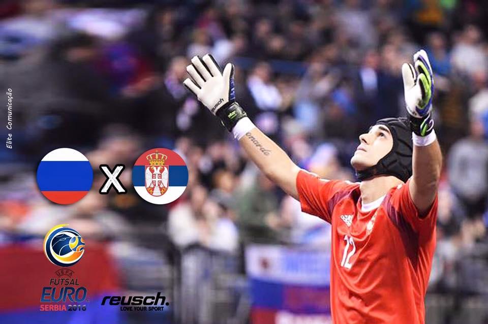 4# Europeu Futsal – Meias-finais