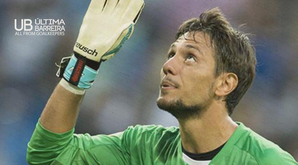 Diego Alves voltou 7 meses depois!