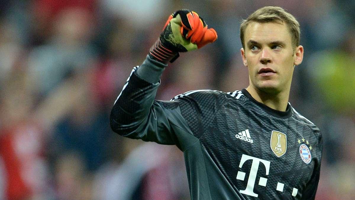Bater de frente com… Neuer!