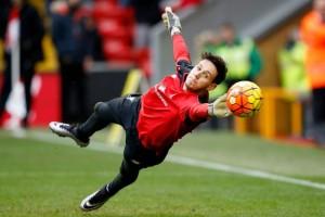 Jogos pelo Liverpool: 0 Internacionalizações: 1