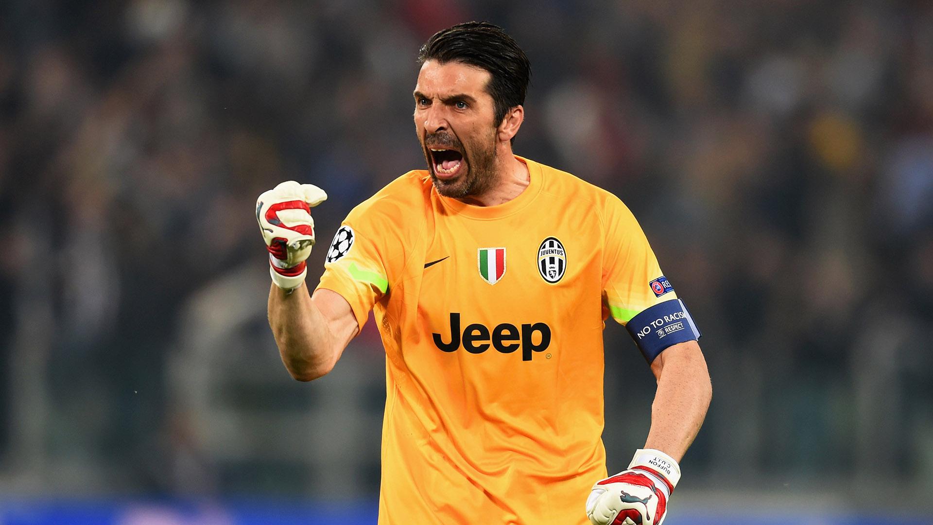 Gianluigi Buffon para a história!