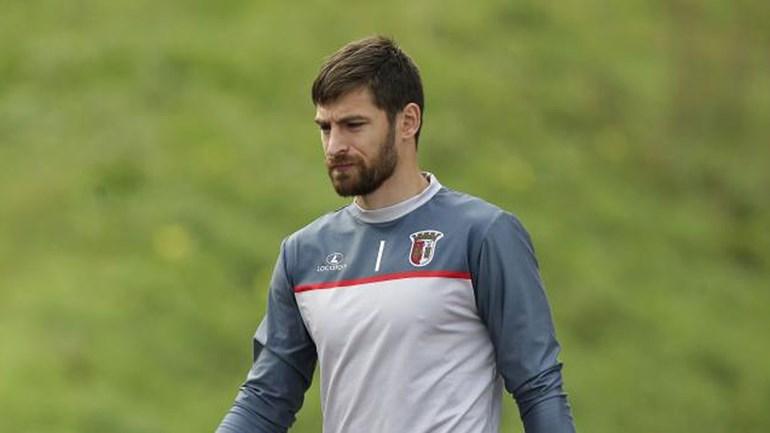 Kritciuk já não volta a Braga….
