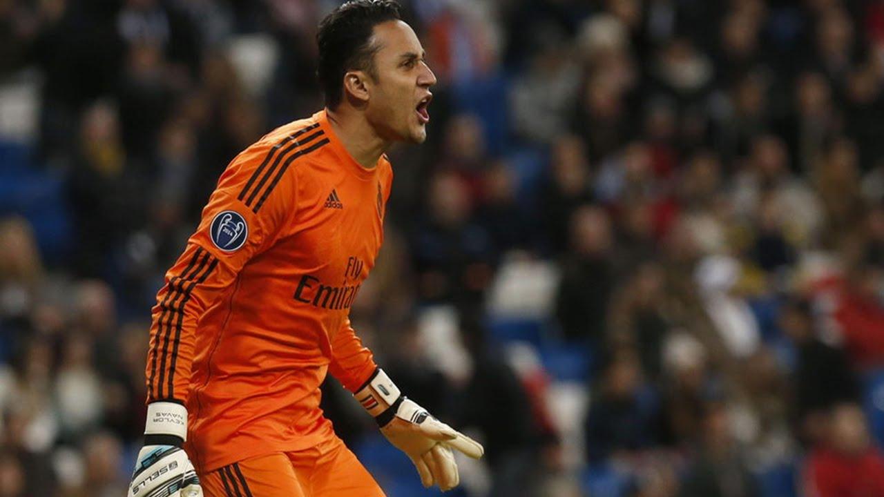 Navas guia Real Madrid para a goleada!
