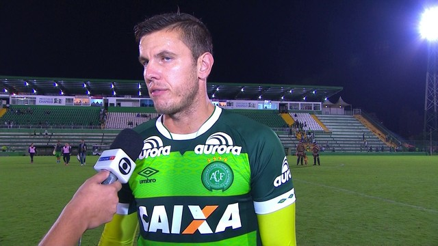 Boeck brilha em jogo da Taça, no Brasil!
