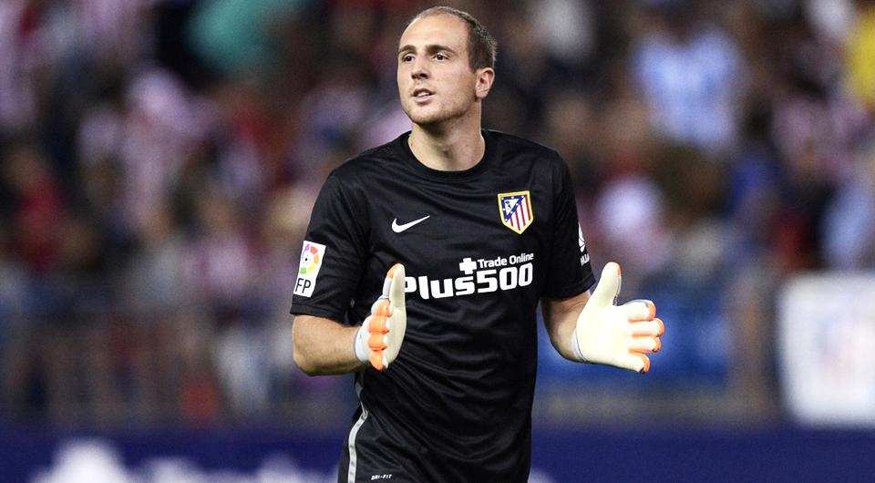 Oblak conquista recorde no Atlético de Madrid