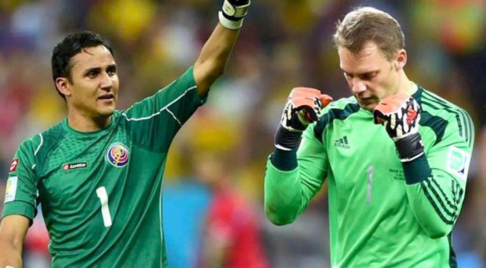 Neuer e Navas revelaram alguns dos seus segredos!