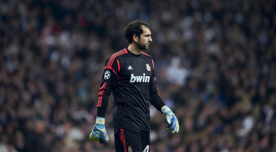 Diego López: o Real de Mourinho e a relação com Casillas