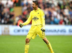 2. Lukasz Fabianski (Swansea) - 114