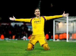 4. Adrian (West Ham) - 101