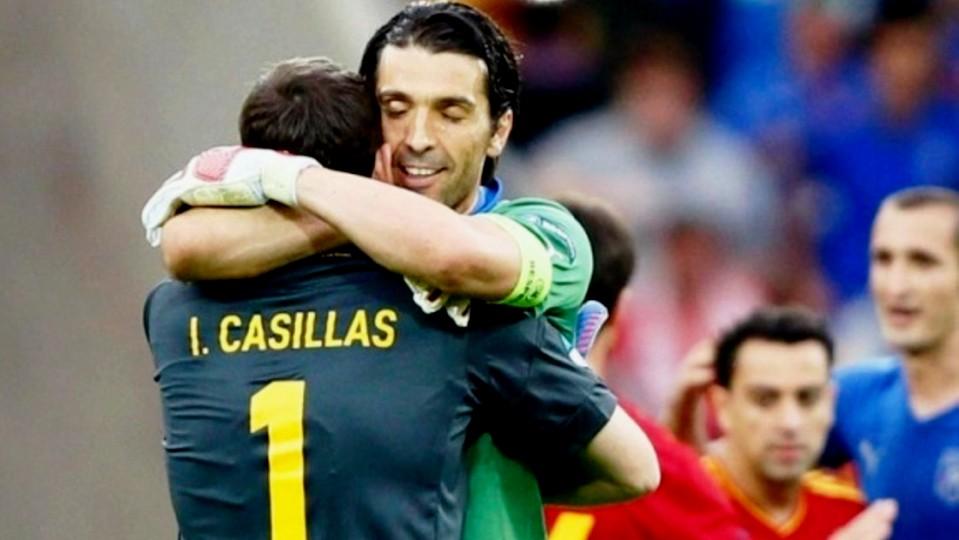 """Quando Buffon terminar a carreira, eu farei o mesmo"""