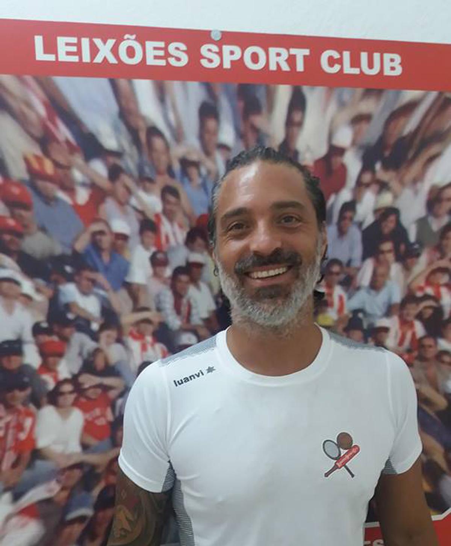 Nuno Santos reforça equipa técnica do Leixões SC