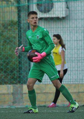 Sporting contrata jovem guardião ao Olhanense!
