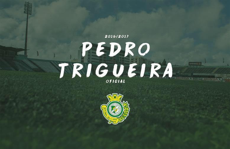 Pedro Trigueira já tem novo clube