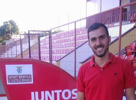 Ex-Benfica no Campeonato de Portugal Prio