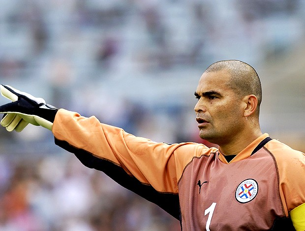 Chilavert elege Top-5 de guarda-redes