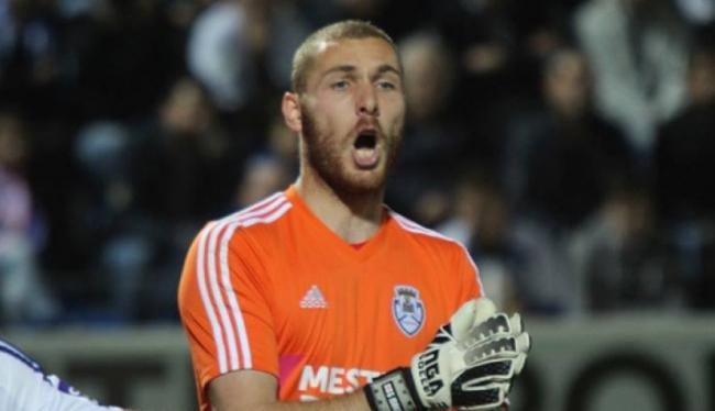 Makaridze foi o melhor da Segunda Liga!