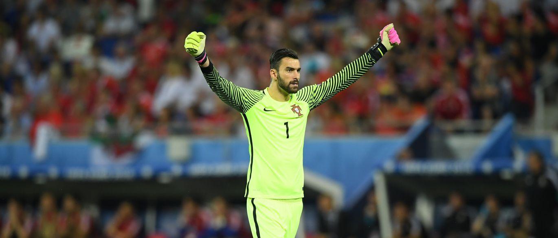 Eis o melhor guardião do Euro… Rui Patrício!