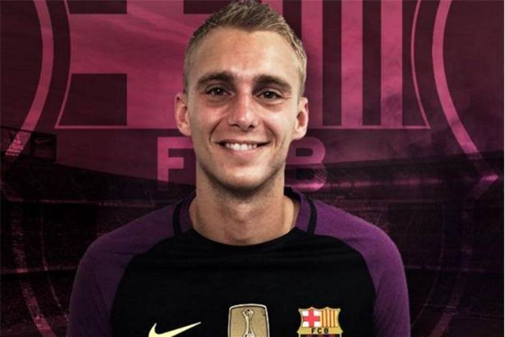 Cillessen confirmado no Barcelona