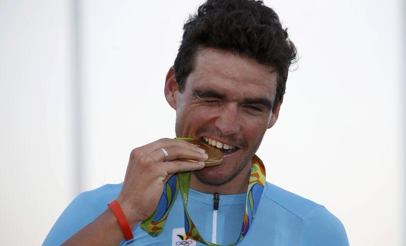 Campeão olímpico já foi…guarda-redes