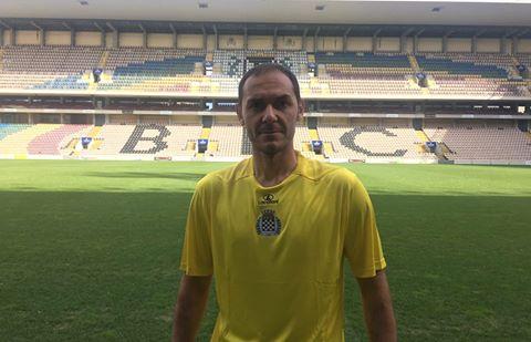 Boavista contrata guarda-redes internacional