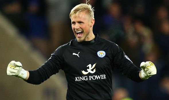 """Ser Guarda-Redes"" por Kasper Schmeichel (video)"
