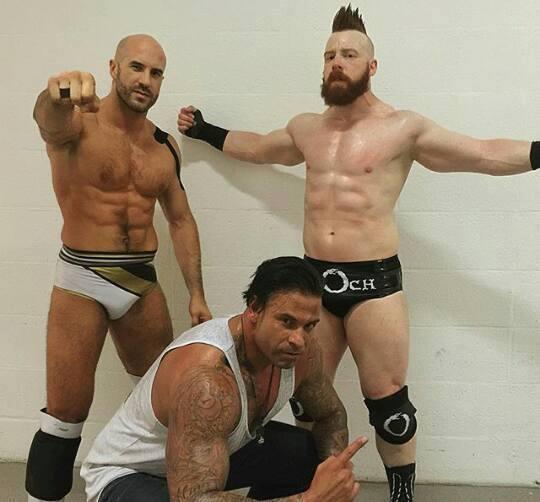 Tim Wiese estreia-se em ringue da WWE