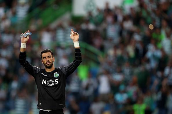 Classe mundial no 1×1. Eis Ruí Patrício vs Vitória FC (video)