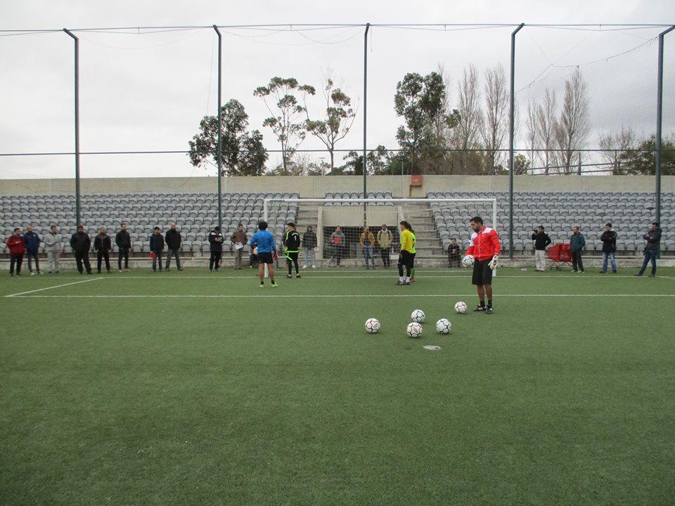 O treino de GR por Ricardo Pereira (video)