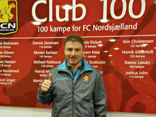 Depois do sucesso em Espanha, Iñaki Caña parte para a Dinamarca!