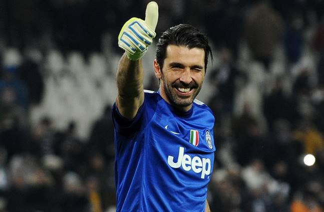 A minha homenagem a Gigi Buffon