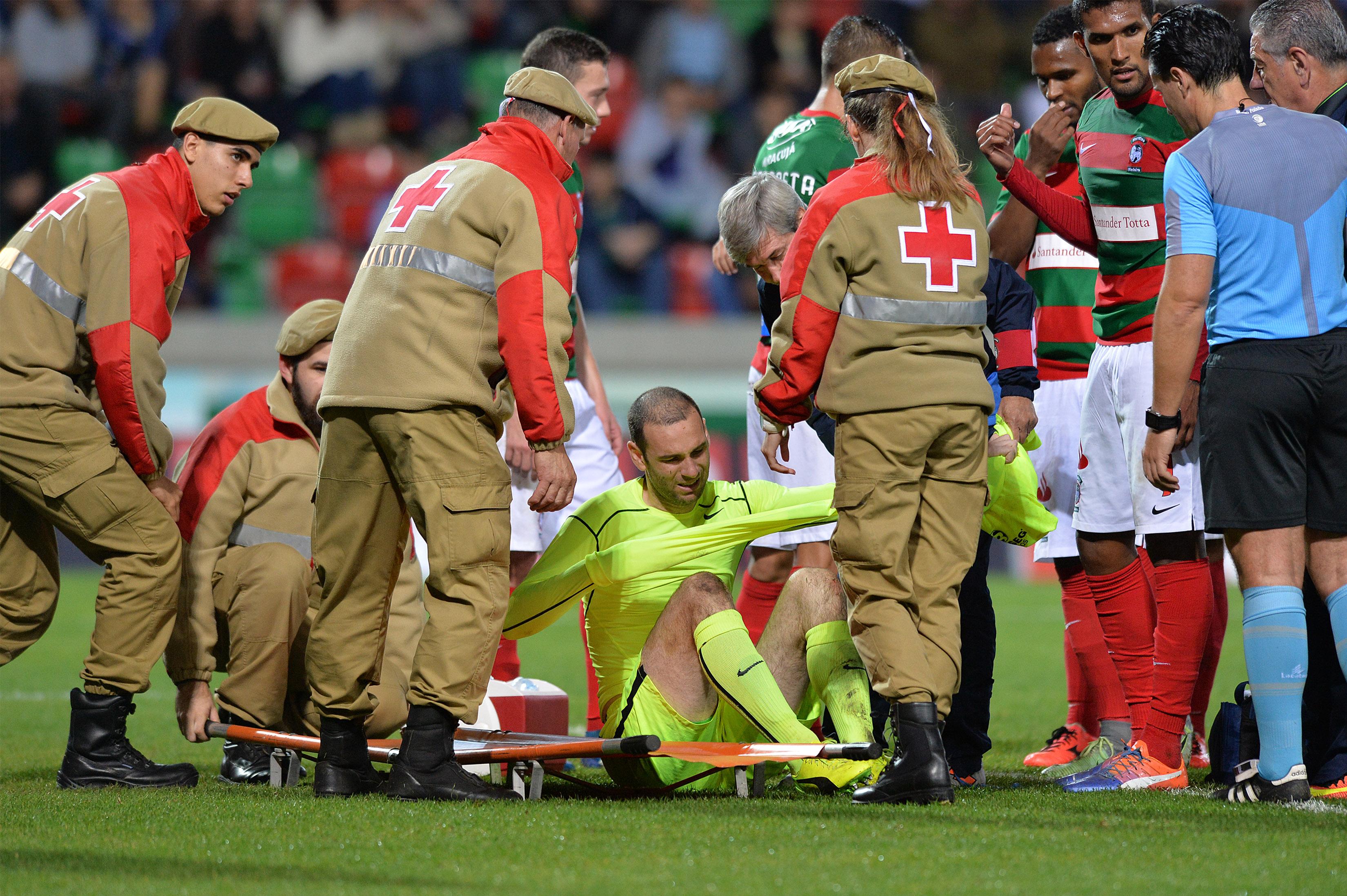 Gottardi rompe tendão de Aquiles e deverá falhar o resto da temporada…