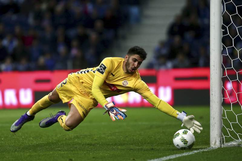 Rui Silva parte para a Primeira Liga Espanhola!