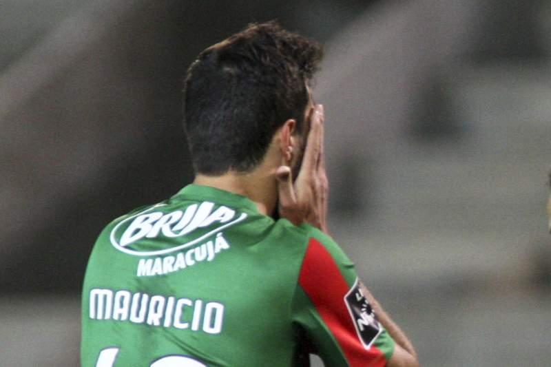 """""""Nunca mais critico quem defende as balizas"""" – Maurício"""