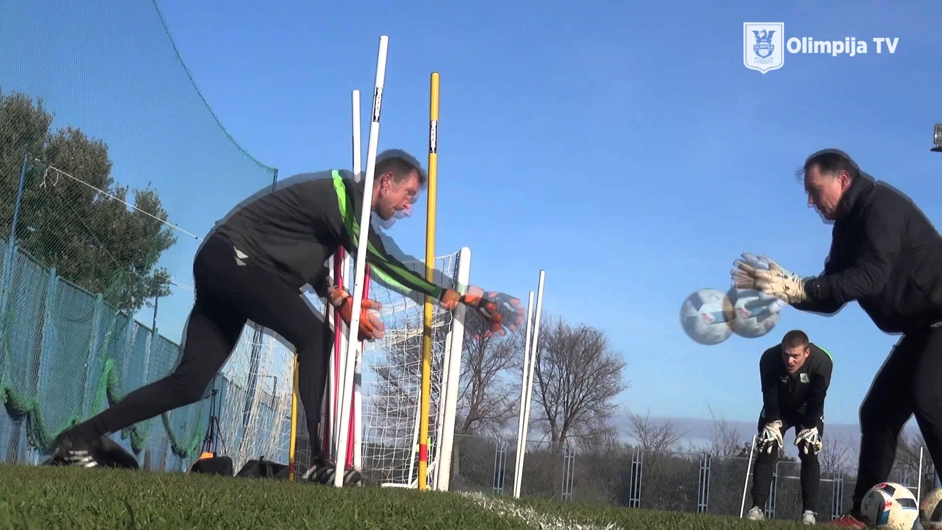 Alguns treinos de GR… na Eslovénia (video)