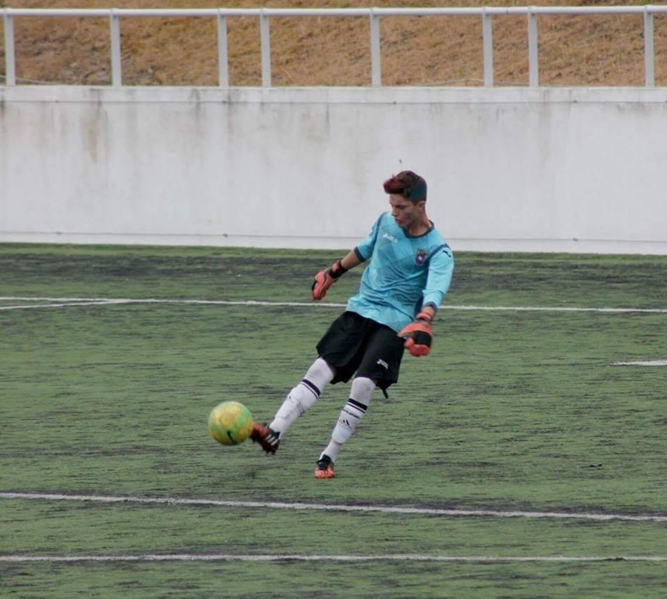 2# Seguidores UB: Gonçalo Costa, 16 anos de idade