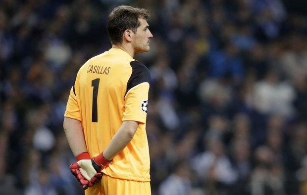 Iker Casillas é sinónimo de recorde!