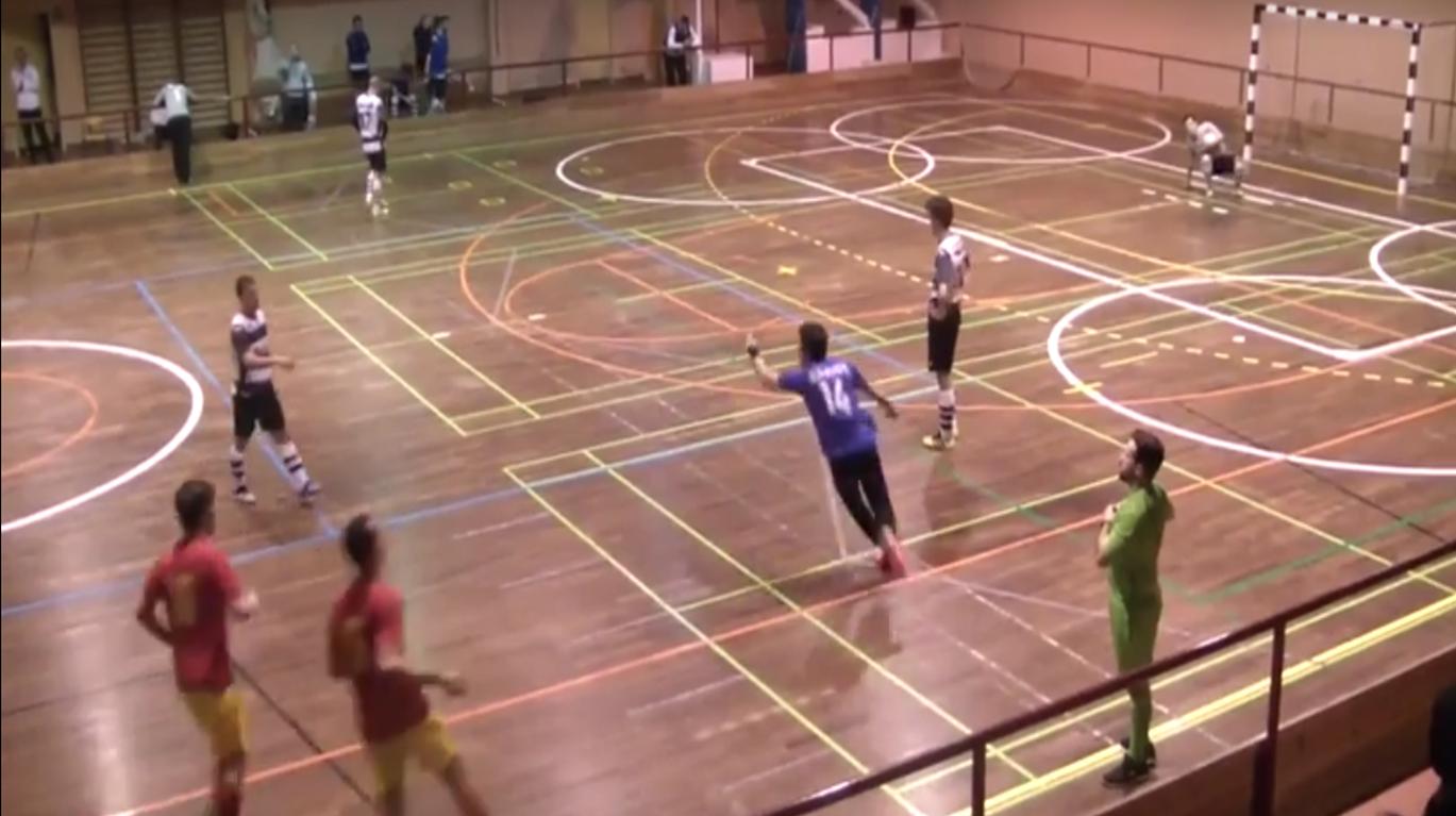 Uma exibição notável, com direito a penalti defendido e golo épico (video)