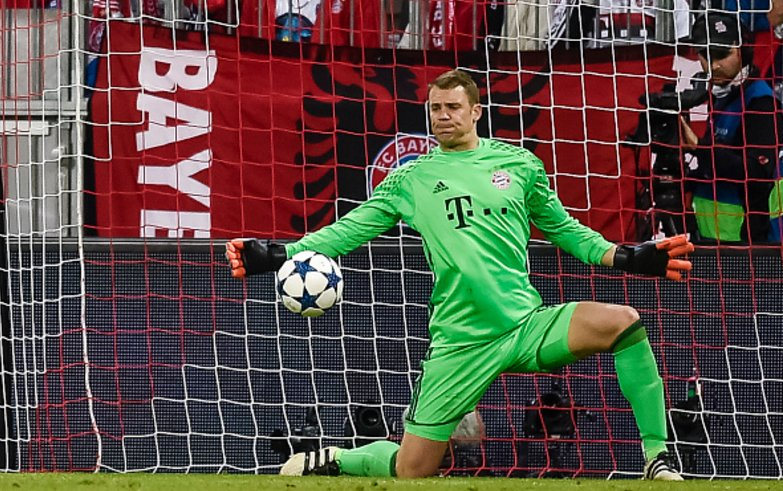 "Manuel Neuer ""Show"" evita goleada do Real Madrid (video)"