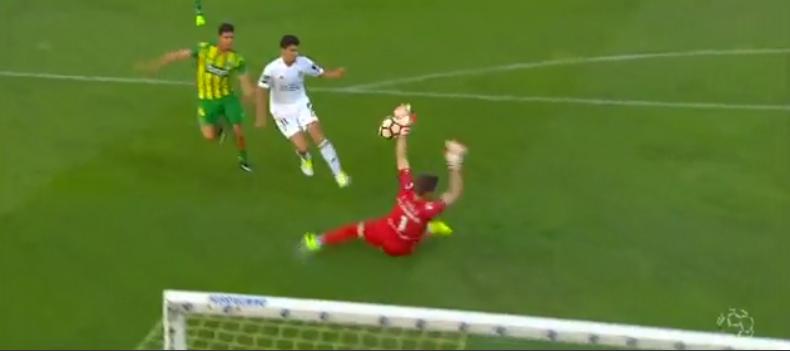 Claudio Ramos segura Tondela para vitória importante! (video)