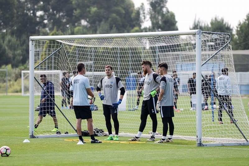 Jovem de 16 anos, João Gonçalo, treina com os seniores do Porto!