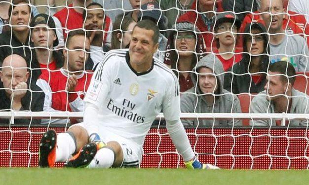 SL Benfica: Um problema atrás. Algo incomum em tempos recentes.
