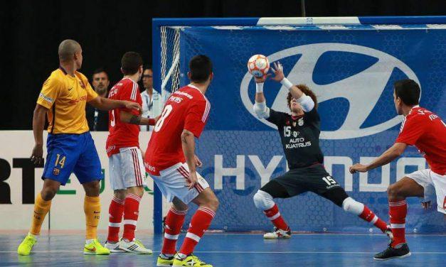(Futsal) Roncaglio foi bom. Mas Cristiano Marques foi demais!