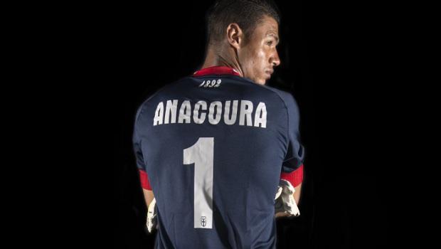 Passou pela Juventus e agora é contratado pelo Cova da Piedade