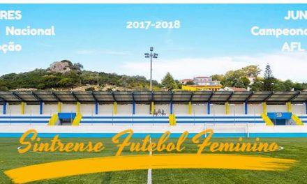 Fut. Feminino Camp. Promoção – SU Sintrense em captações sub-17 e séniores