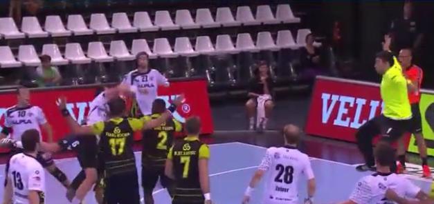 """Asanin dá a cara pelos """"leões"""" na confirmação para a Champions! (video)"""