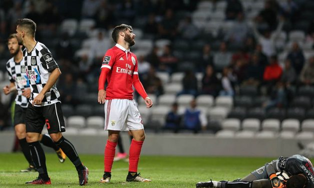 A exibição da semana vai para Vagner contra o SL Benfica! (video)