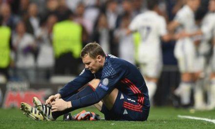 """Neuer sobre a lesão: """"Eu continuava a receber passes e aquilo doía"""""""