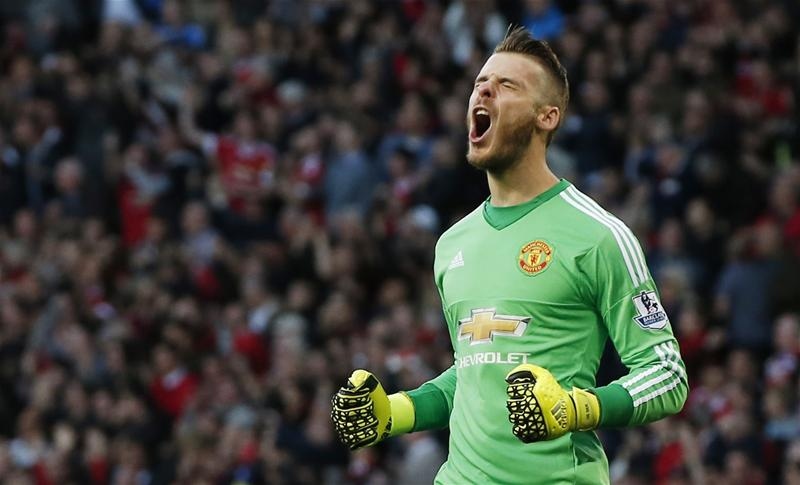 O incrível drible de De Gea… a Depoitre (video)